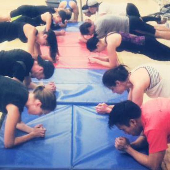 Windsor Ab and Core Boot Camp Class AXFIT