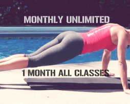Monthly unlimitted