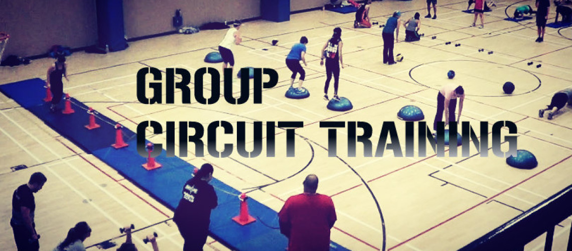 9 Station Indoor Group Training Circuit [TRAINERS]
