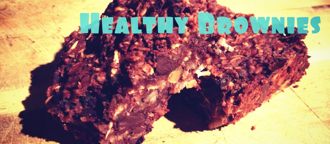 Healthy Brownie Recipe  | Black Bean & Protein