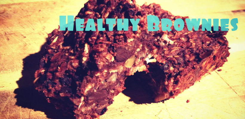 Healthy Brownie Recipe  | Black Bean & Protein