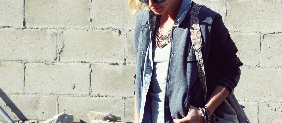 Spring MUST have: The Bomber Jacket