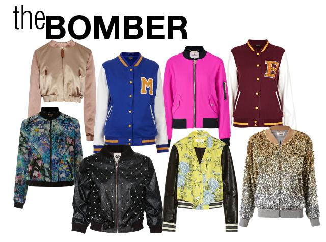 Spring Bomber Jacket - JacketIn