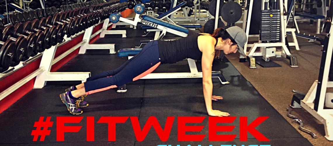 Core Exercise Routine – #FitWeek Challenge
