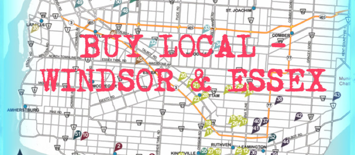 BUY LOCAL – Support Your City
