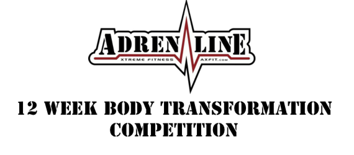 Adrenaline 12 Week Competition   Fitness and Nutrition Resources