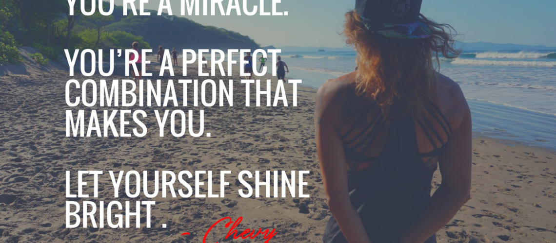 Boot Camp Trainer Quotes: #SHINEBRIGHT