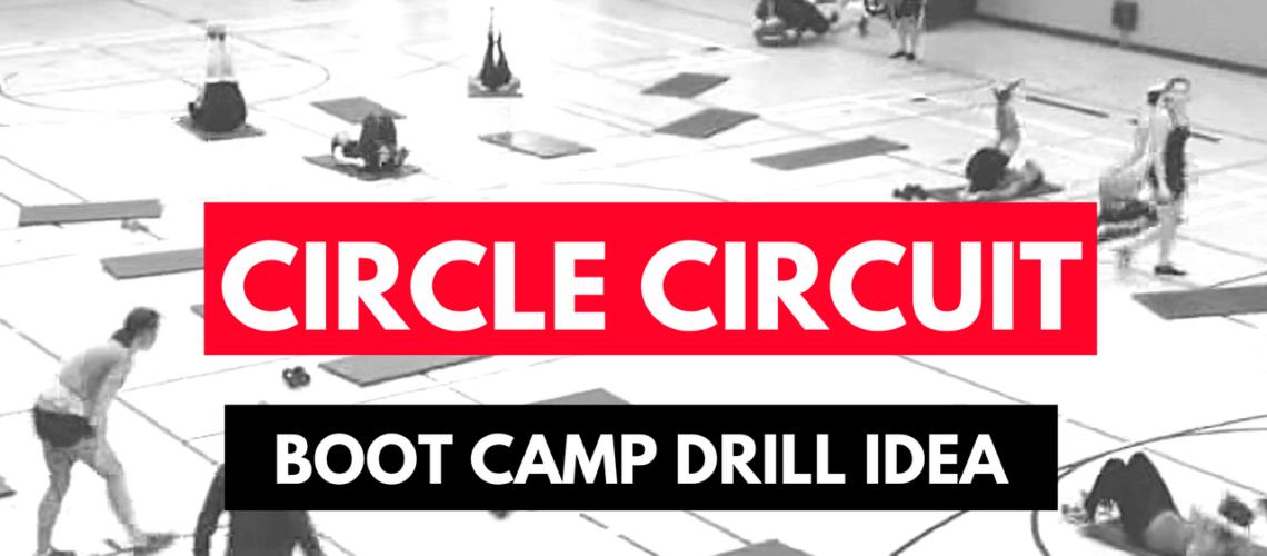 Circuit Circuit : Boot Camp Drill Idea