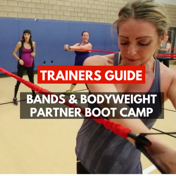 Partner Boot Camp Routine