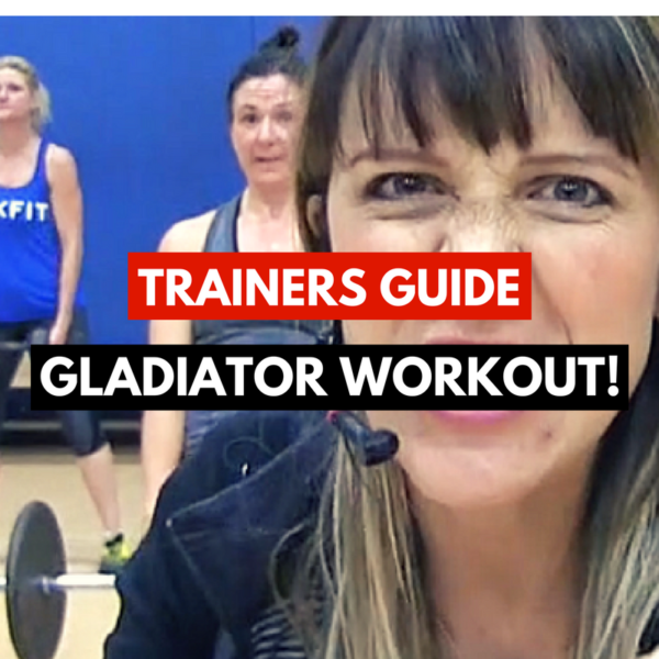 Gladiator Circuit Boot Camp Ideas Training Guide