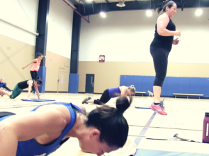 BLAST OFF! Full Body, All Levels Boot Camp