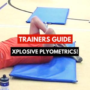 Xplosive Plyometric Boot Camp Idea