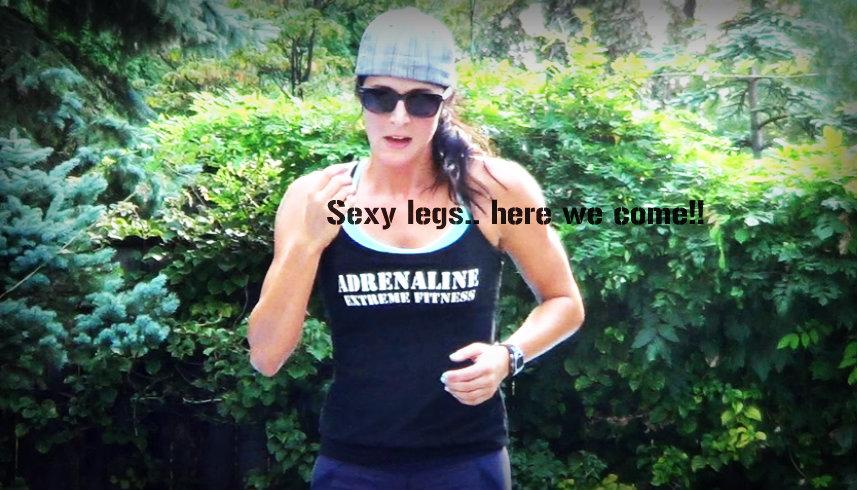 sexy legs videos