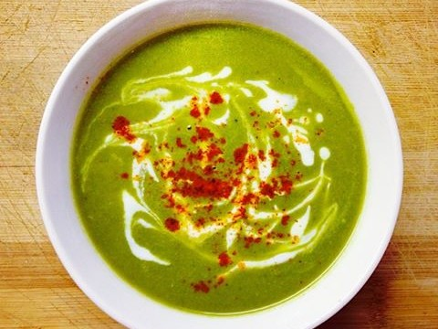 green energy Soup