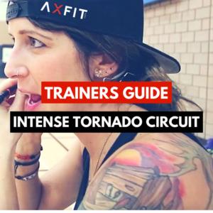 Intense Tornado Boot Camp Circuit Idea