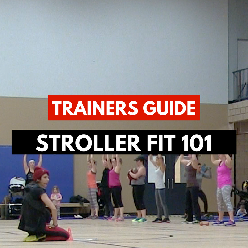 Stroller Fit Boot Camp 101 Training Guide Axfit