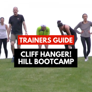 Cliff Hanger Hill Bootcamp