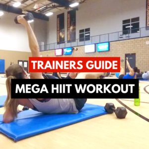 MEGA HIIT Workout! Bootcamp Style