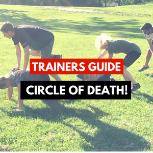 CIRCLE OF DEATH! Partner Workout