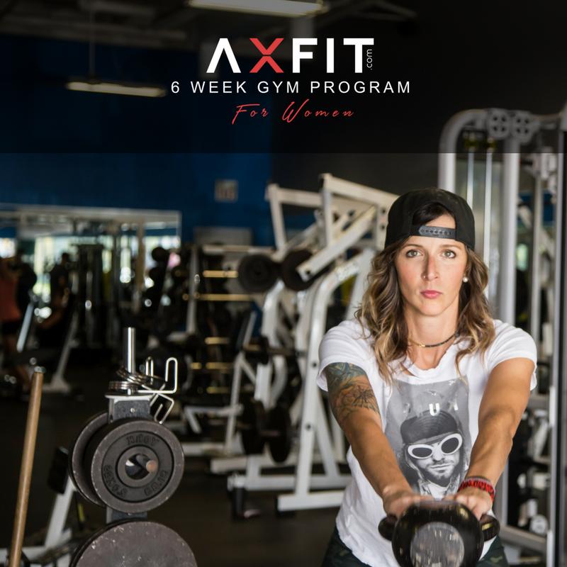 AXFIT Boot Camp Training Guides - AXFIT.COM
